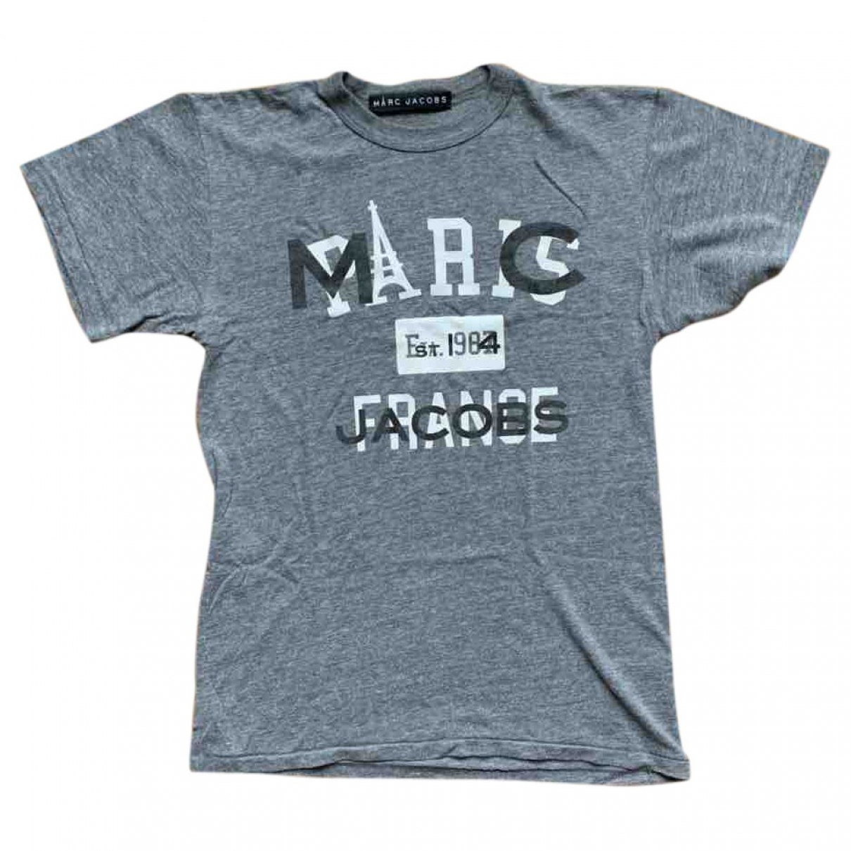 Marc Jacobs \N Grey Cotton T-shirts for Men S International