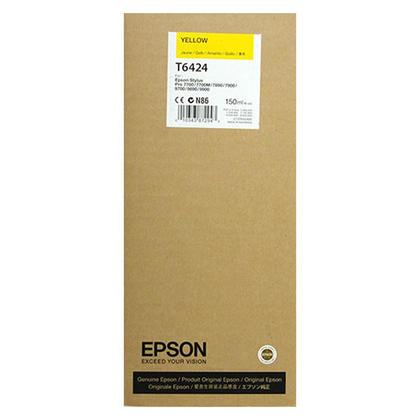 Epson T642400 cartouche d'encre originale jaune