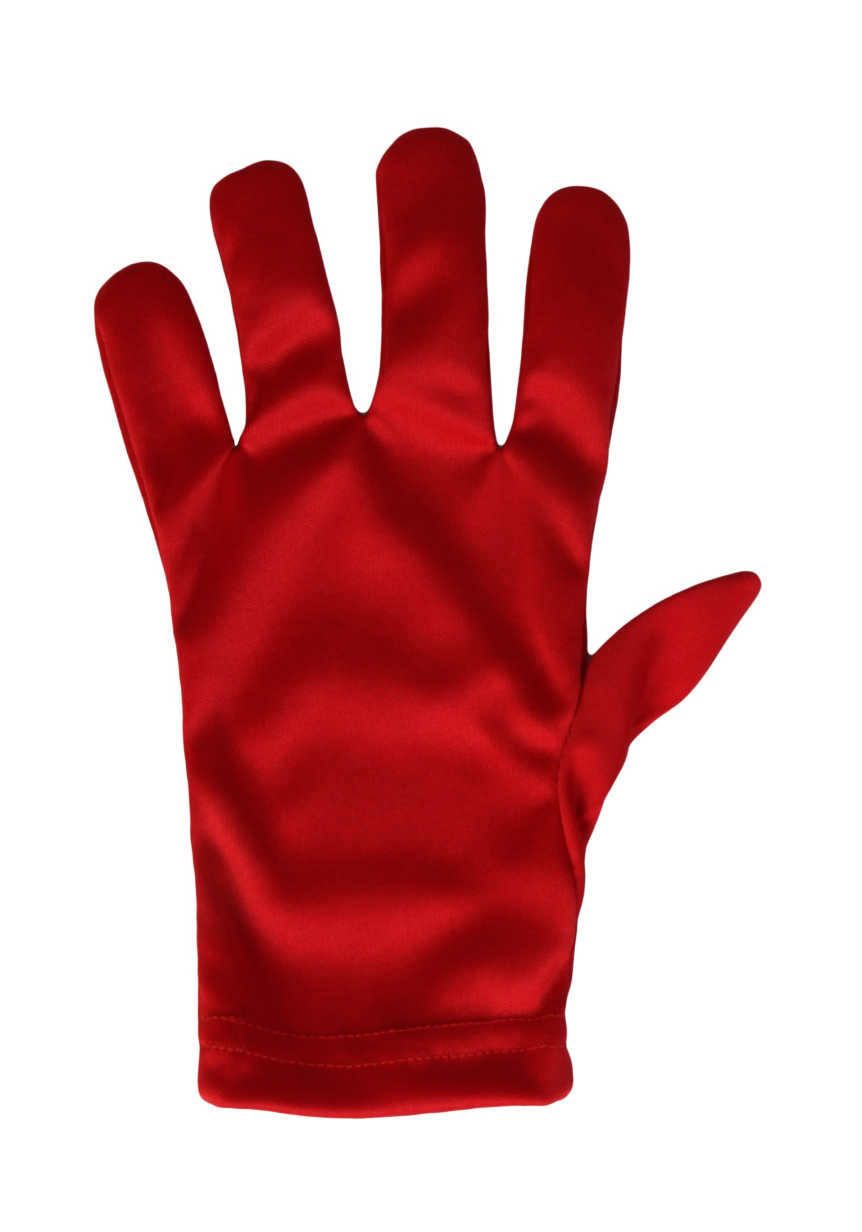 Stretchy Red Gloves