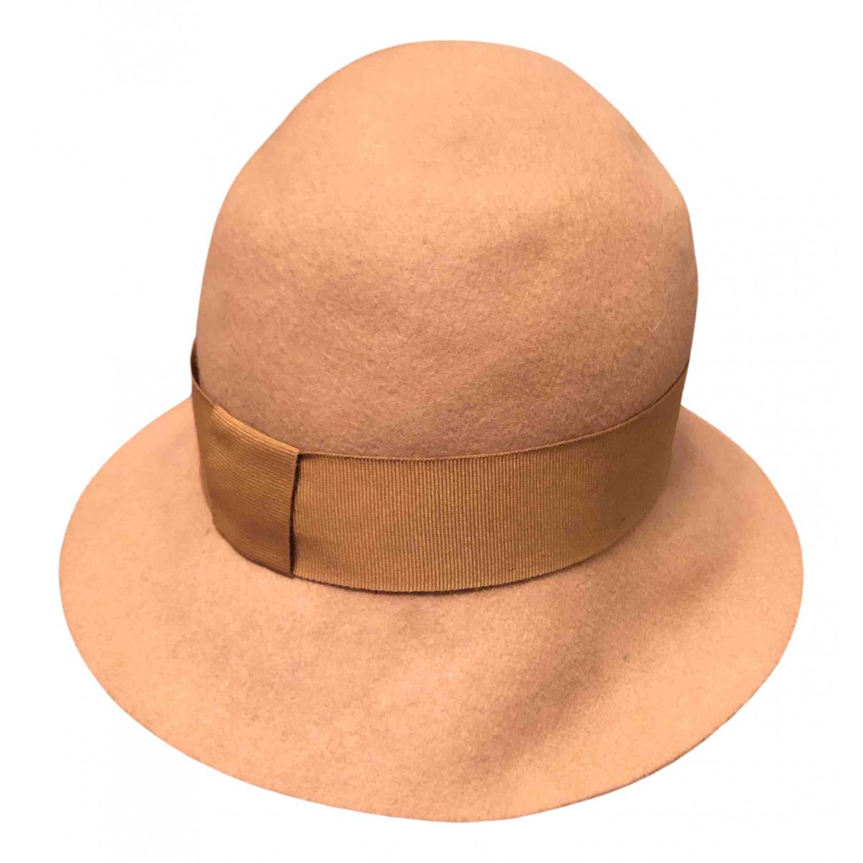 Stella Mccartney - Chapeau   pour femme en laine