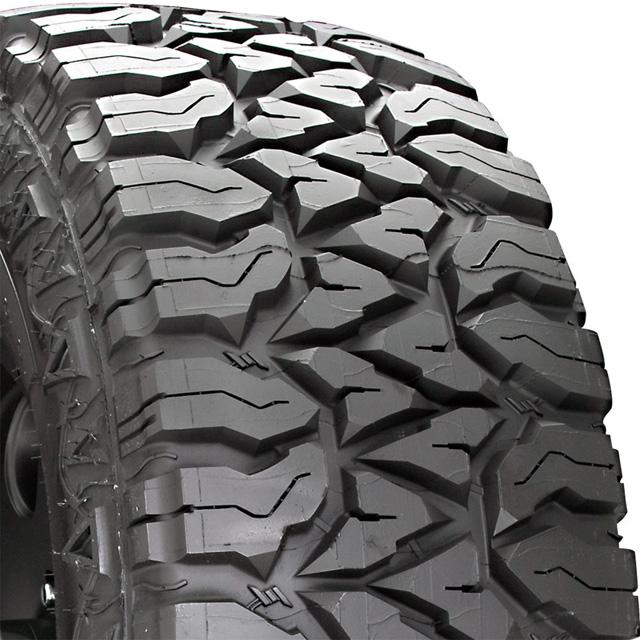 Fierce 357334294 Attitude M/T Tire LT265 /75 R16 123P E1 BSW