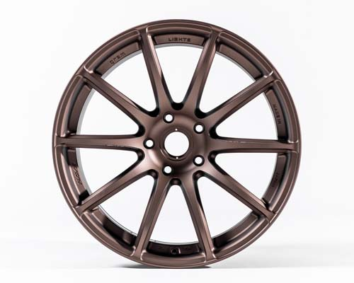 GramLights WGTRR40EA 57Transcend Wheel 17x9.5 5x114.3 40mm Bronze