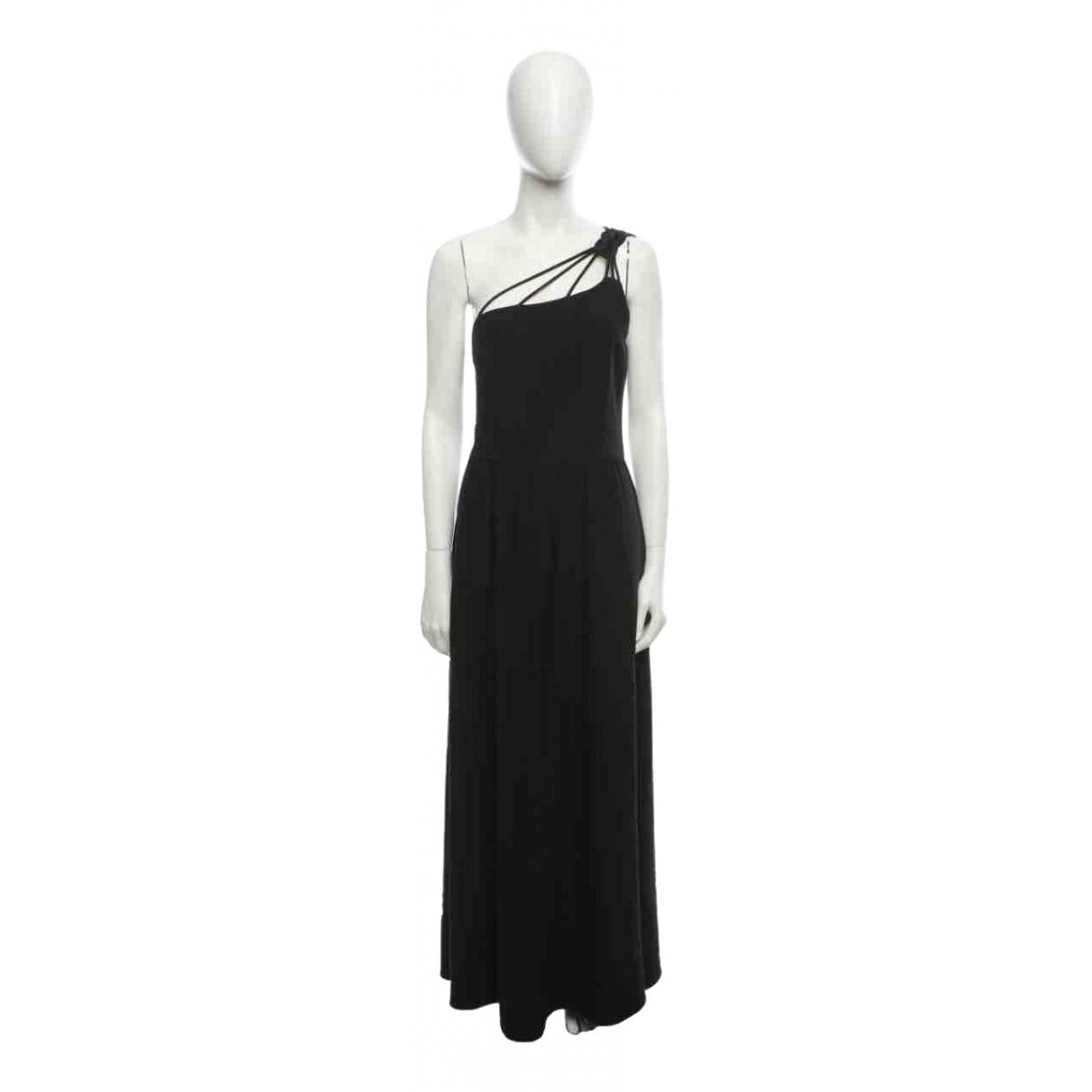Giorgio Armani - Robe   pour femme en soie - noir