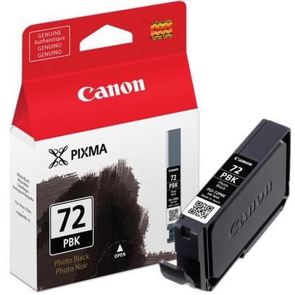 Canon PGI-72PBK cartouche d'encre originale noire photo