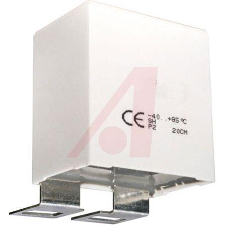 KEMET 1.5μF Polypropylene Capacitor PP 1.2 kV ac, 630 V dc ±5% Tolerance Solder Lug C4BS Series