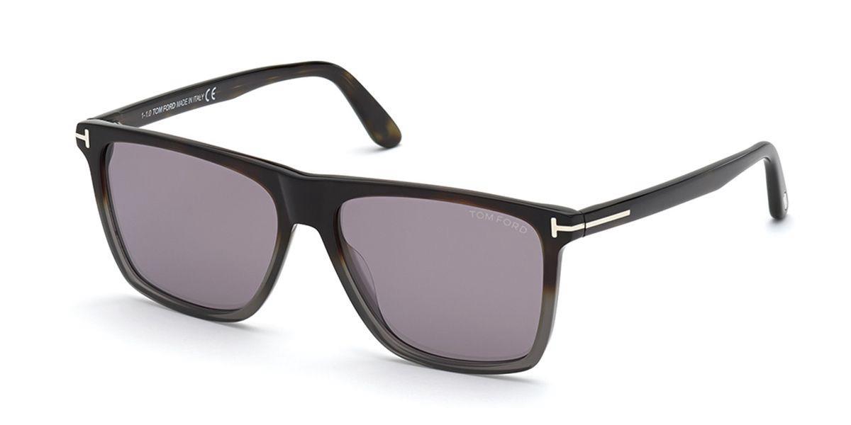 Tom Ford FT0832 Fletcher 55C Mens Sunglasses Tortoise Size 57