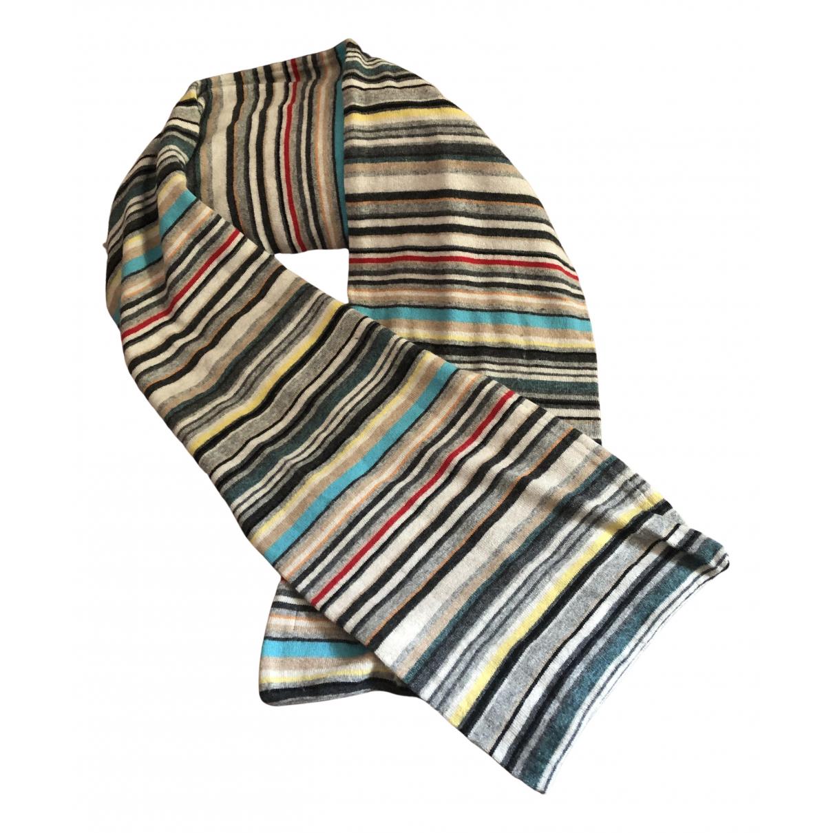Pañuelo / bufanda de Cachemira Paul Smith