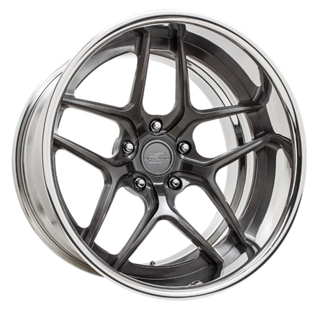 Billet Specialties MR35215Custom Hydro Concave Deep Wheel 20x15