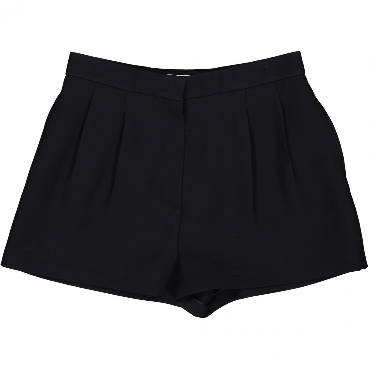 Christian Dior \N Black Wool Shorts for Women 38 FR