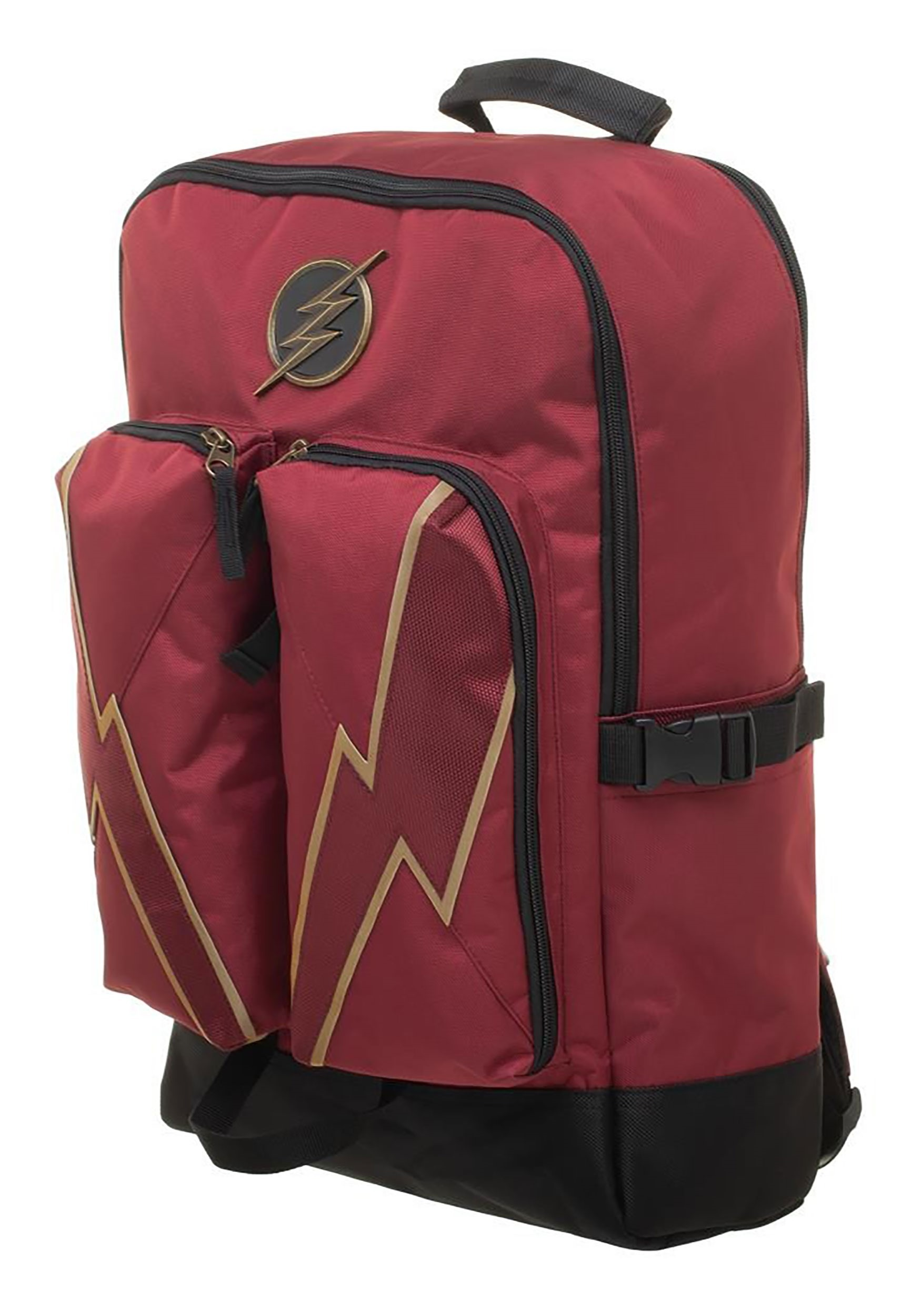 Flash DC Comics Double Pocket Backpack