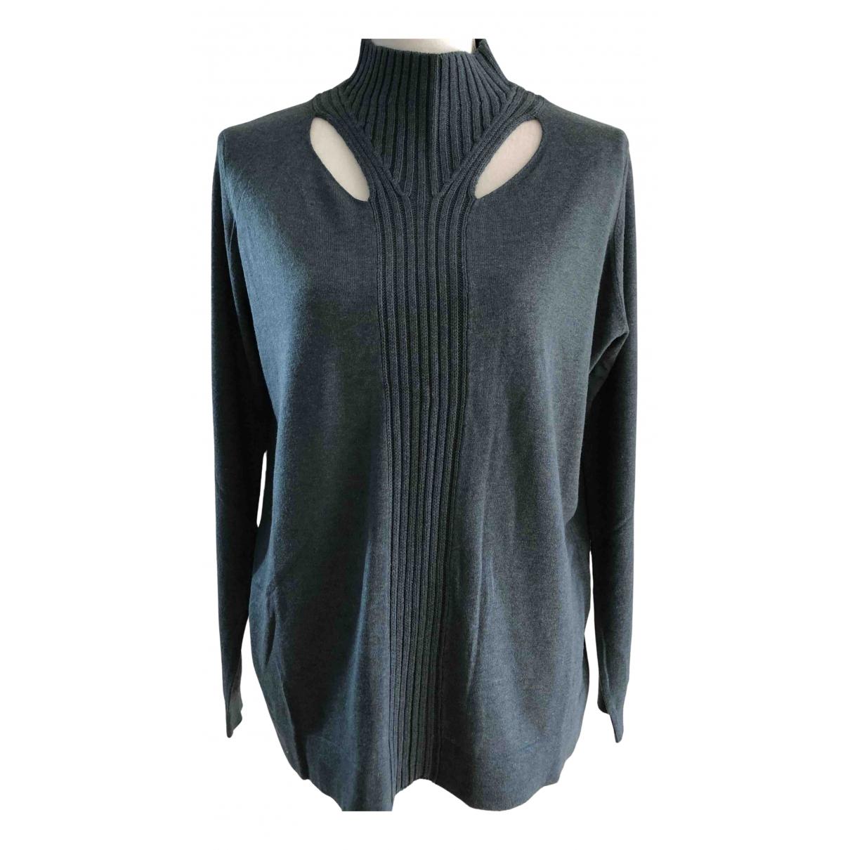 Zapa \N Green Cashmere Knitwear for Women 40 FR