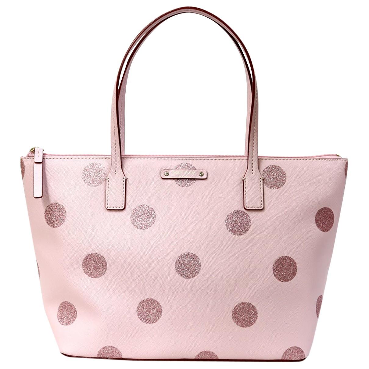 Kate Spade N Pink Leather bag for Men N