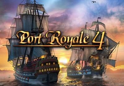Port Royale 4 EU PS4 CD Key