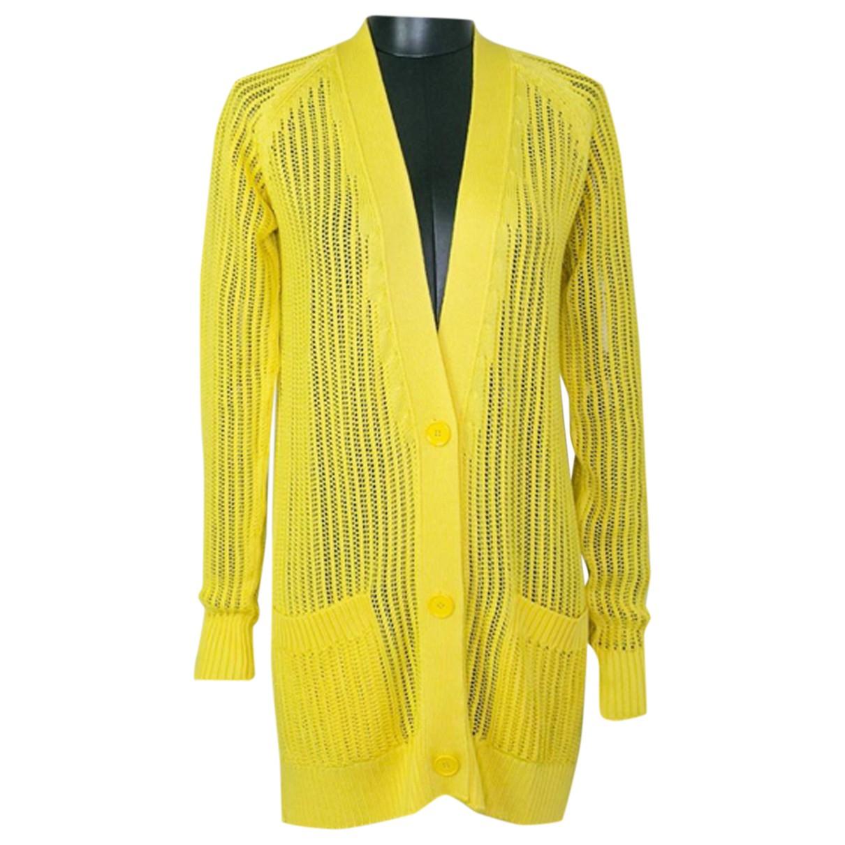 Hermès N Yellow Knitwear for Women 36 FR