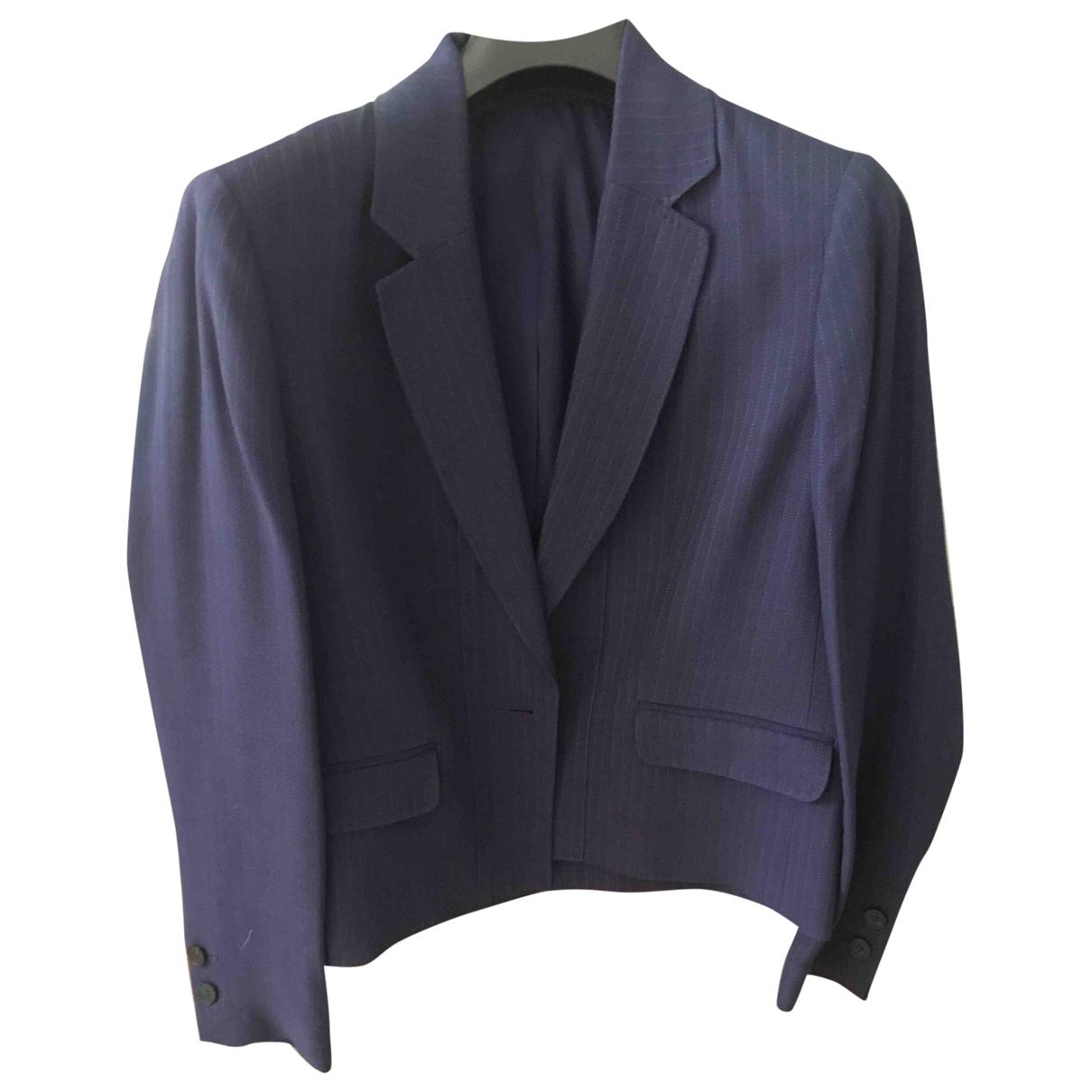 Comptoir Des Cotonniers \N Blue jacket for Women 34 FR