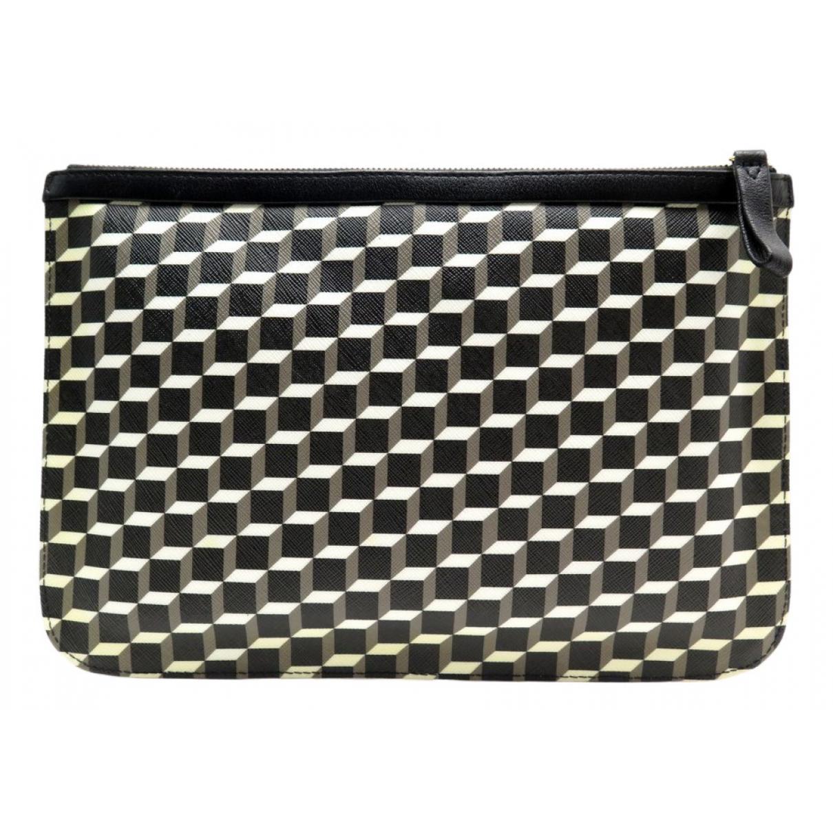 Pierre Hardy N Black Cloth Clutch bag for Women N