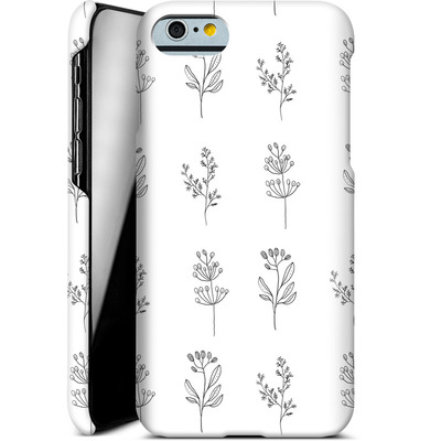 Apple iPhone 6s Smartphone Huelle - Botanic Studies von Lucy Bohr