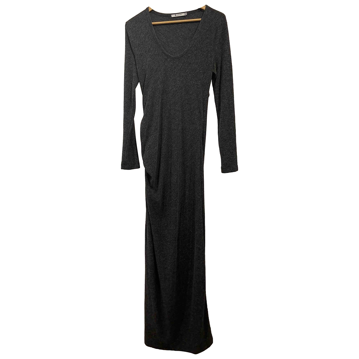 T By Alexander Wang - Robe   pour femme - gris