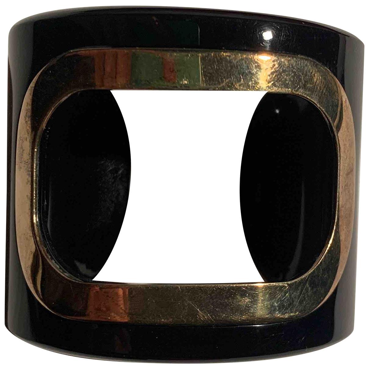 Roger Vivier \N Armband in  Schwarz Kunststoff