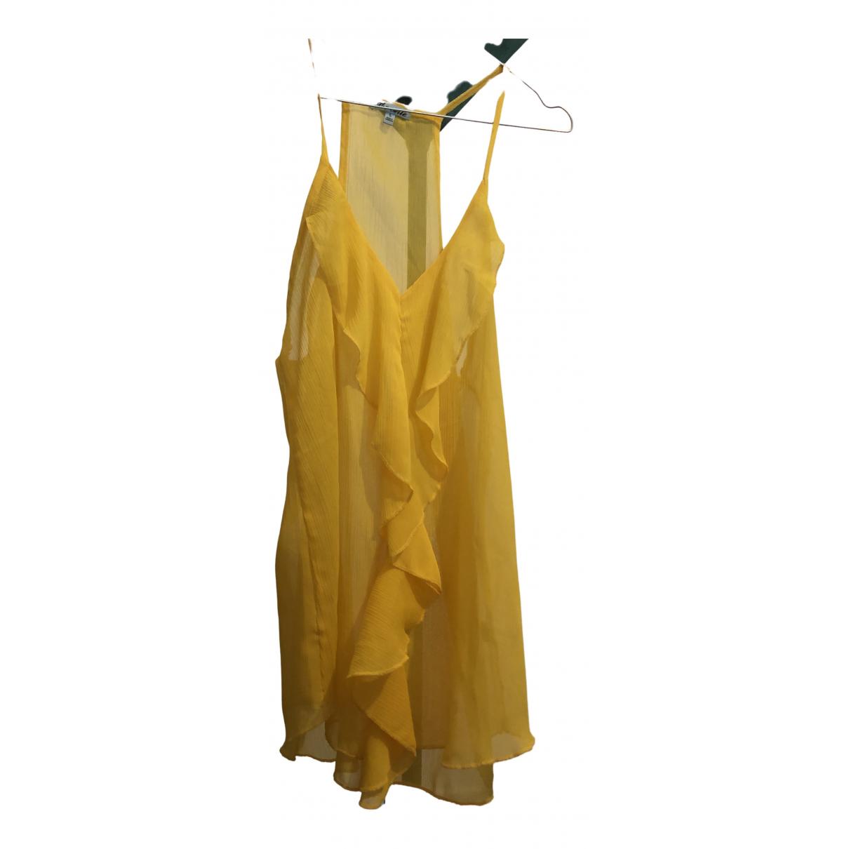 - Top   pour femme - jaune