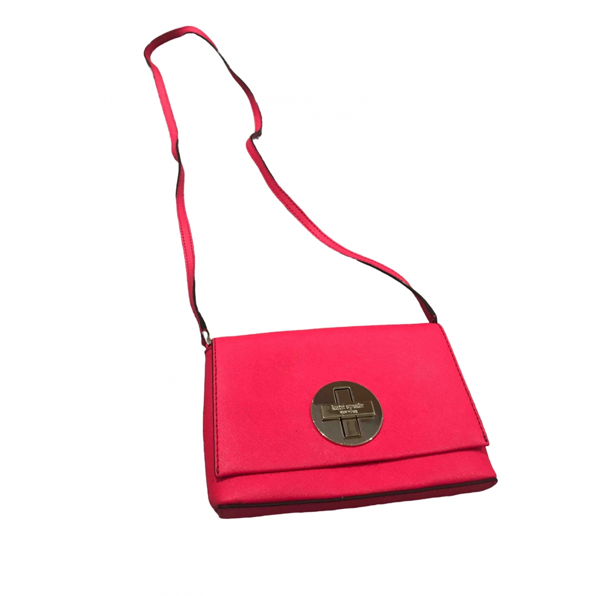 Kate Spade \N Pink Linen handbag for Women \N