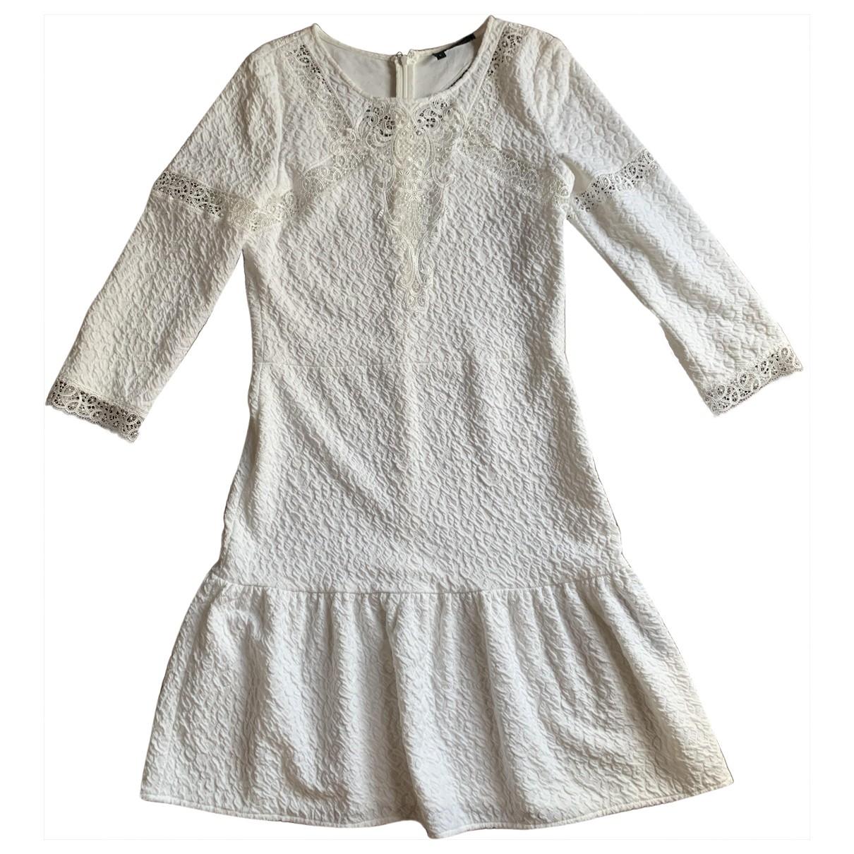 The Kooples \N White dress for Women 38 FR
