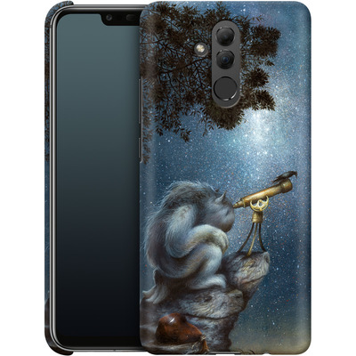 Huawei Mate 20 Lite Smartphone Huelle - Cosmic Wanderer von Dan May