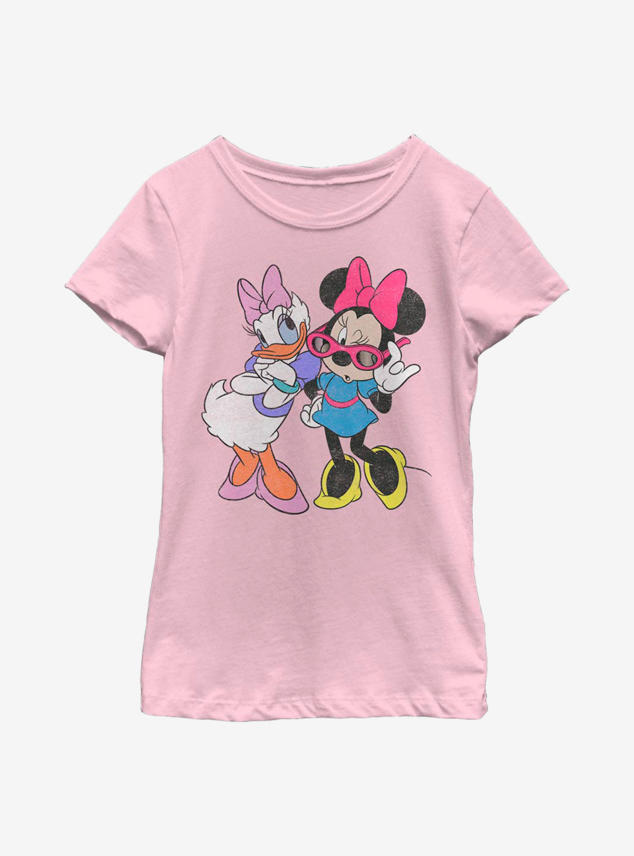 Disney Minnie Mouse Just Girls Youth Girls T-Shirt