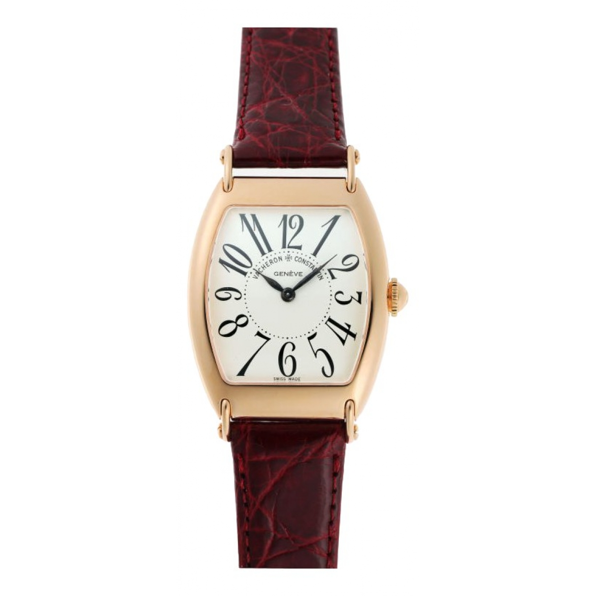 Reloj de Oro rosa Vacheron Constantin