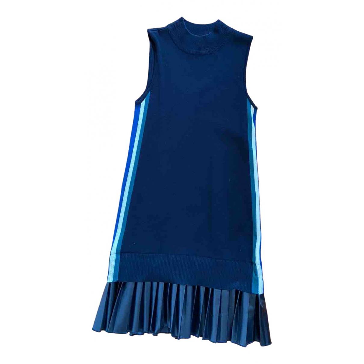 Twin Set \N Blue Cotton dress for Women XS International