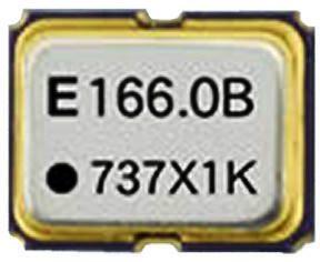 Epson , 19.6608MHz XO Oscillator, ±100ppm CMOS, 4-Pin SMD Q33519E40001112