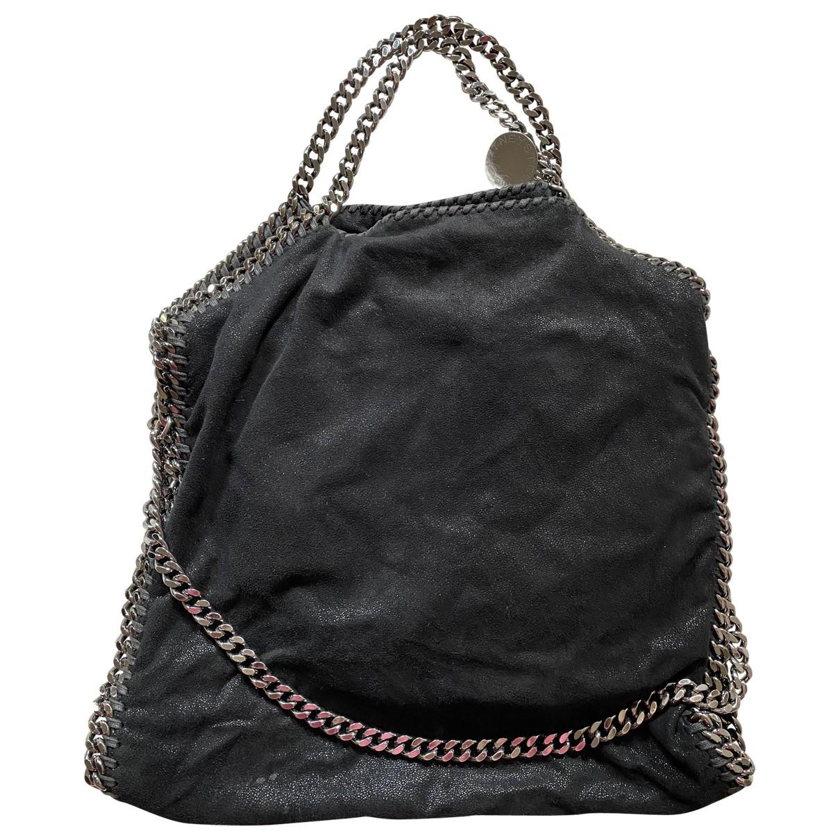 Stella Mccartney Falabella Black Cotton handbag for Women N