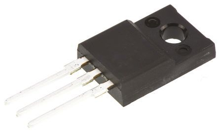ROHM BA33BC0T, LDO Regulator, 1A, 3.3 V, ±2% 3-Pin, TO-220FP (10)