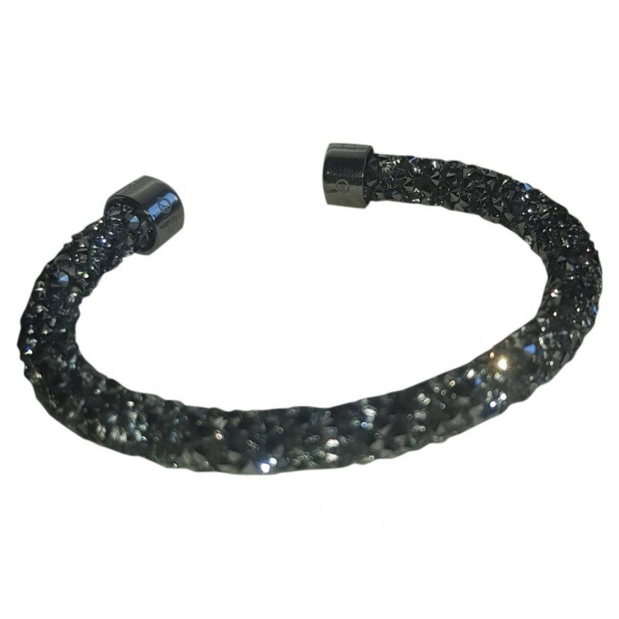 Swarovski Stardust Armband in  Blau Kristall