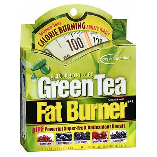Irwin Naturals Applied Nutrition Green Tea Fat Burner 30 caps by Irwin Naturals