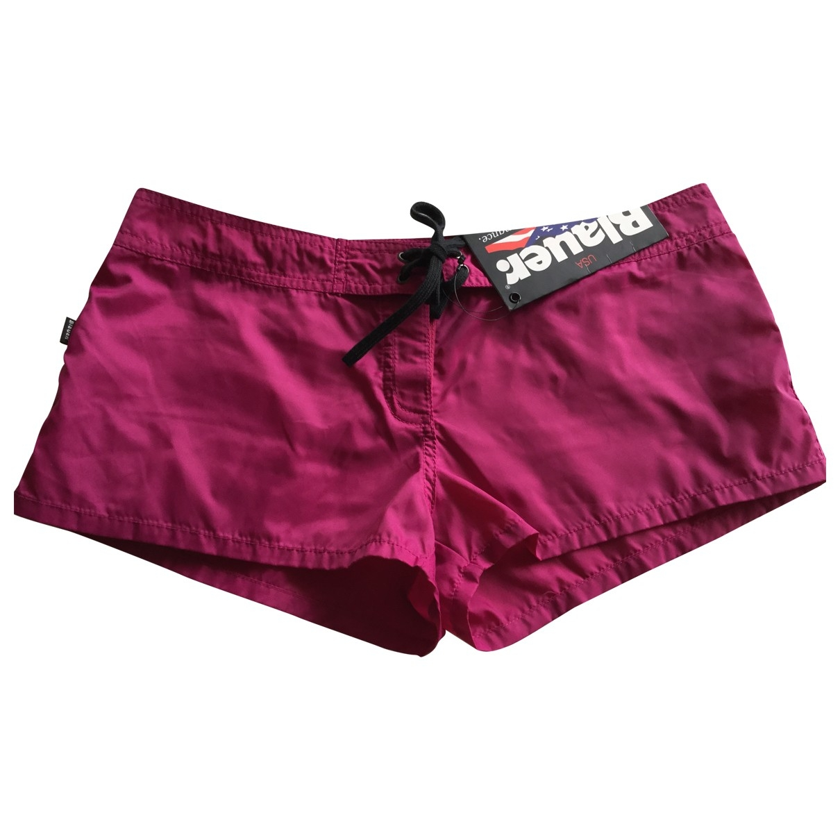 Blauer \N Shorts in  Rosa Polyester