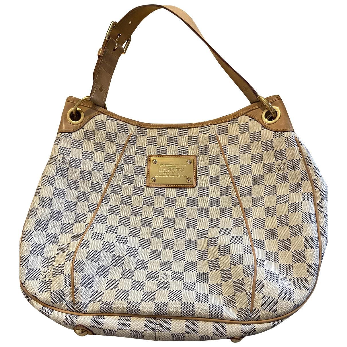 Louis Vuitton Galliera Beige Cloth handbag for Women \N