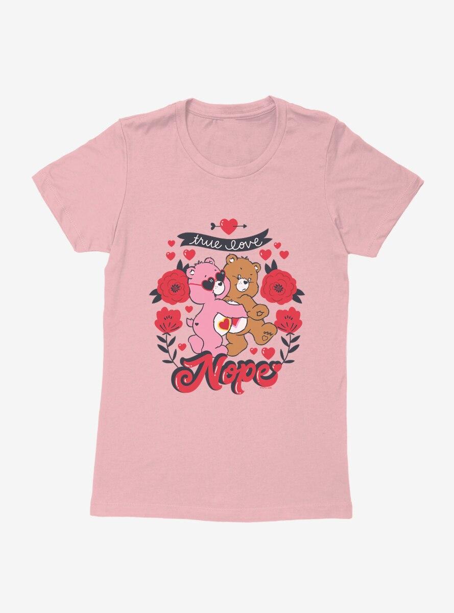 Care Bears True Love...Nope Sunglasses Womens T-Shirt