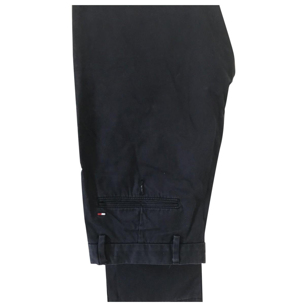 Tommy Hilfiger \N Blue Trousers for Men XXL International