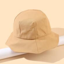Sombrero cubo simple