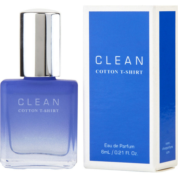 Clean Cotton T-Shirt - Clean Perfume 6 ml