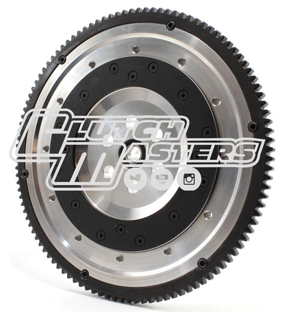 Clutch Masters FW-702-TDA 725 Series Aluminum Flywheel Honda Civic 1.7L 01-05