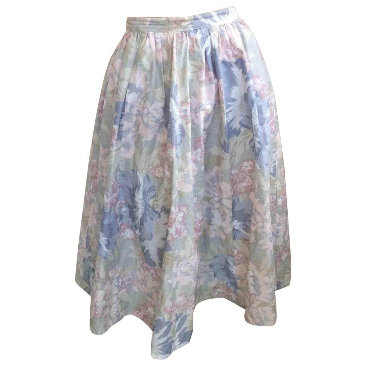Cacharel - Jupe   pour femme en coton - gris