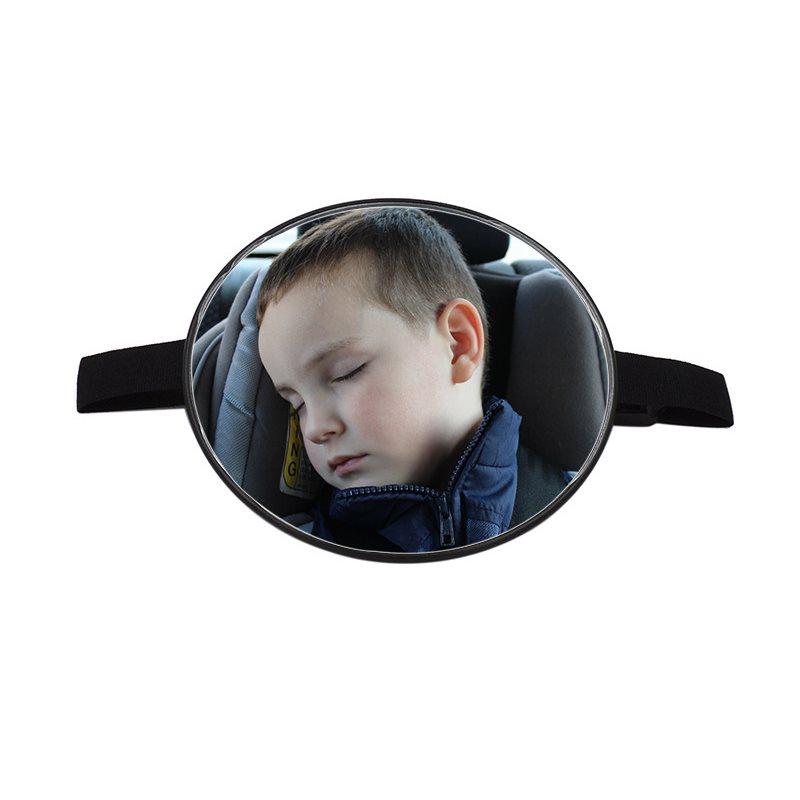 Bandage Vehicle-mounted Baby Safe Observation Mirror For Back Seat