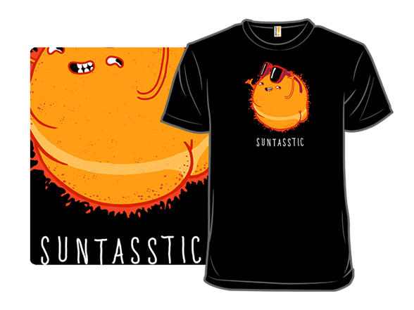 Suntasstic T Shirt
