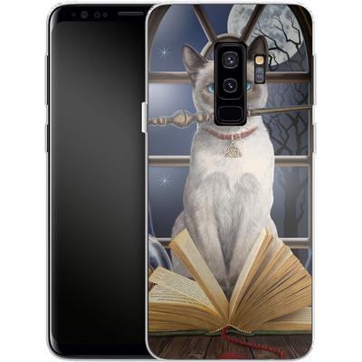 Samsung Galaxy S9 Plus Silikon Handyhuelle - Hocus Pocus von Lisa Parker