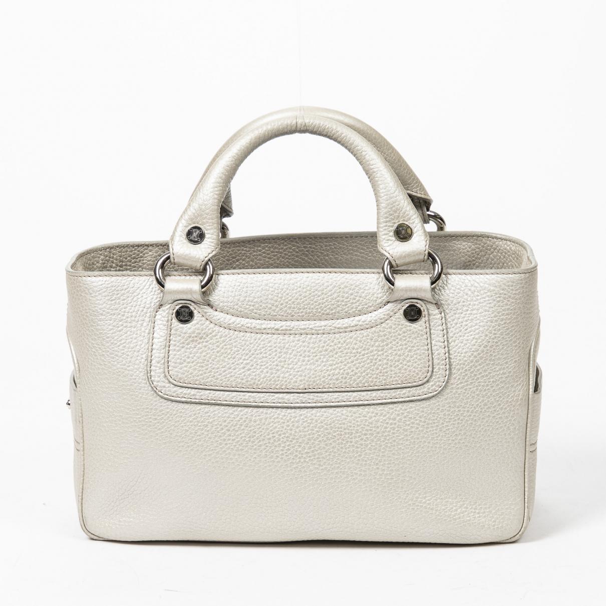 Celine Boogie Handtasche in Leder