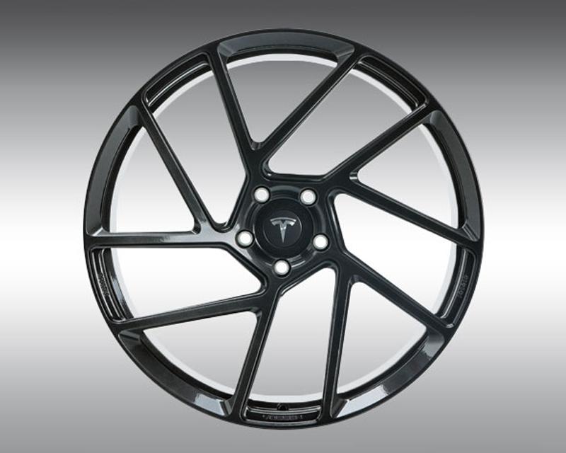 Novitec T4 X00 36 NV2 Forged Wheel 21x10 Tesla Model 3 18-20