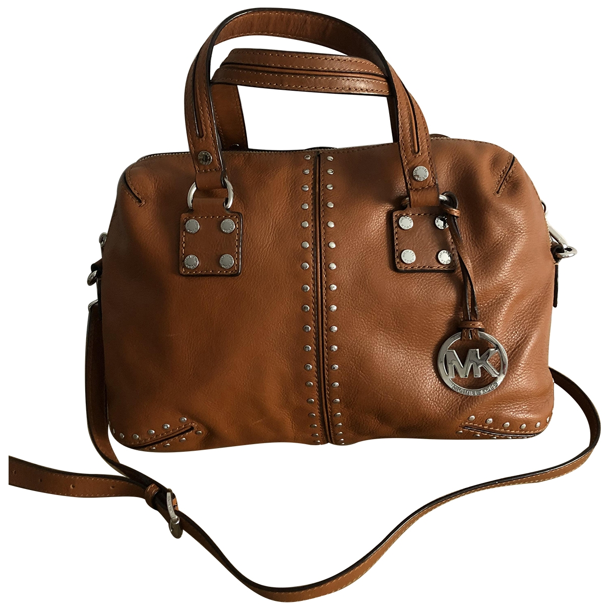 Michael Kors \N Brown Leather handbag for Women \N