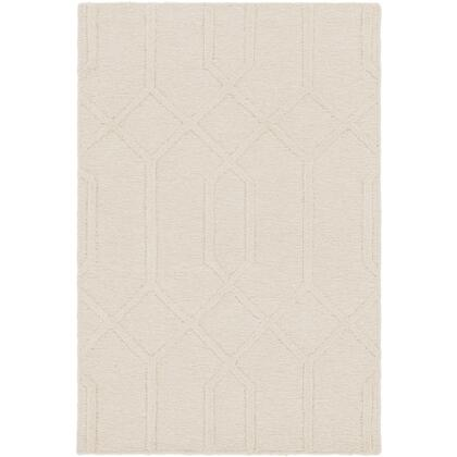 Lydia LYD-6016 4' x 6' Rectangle Modern Rug in